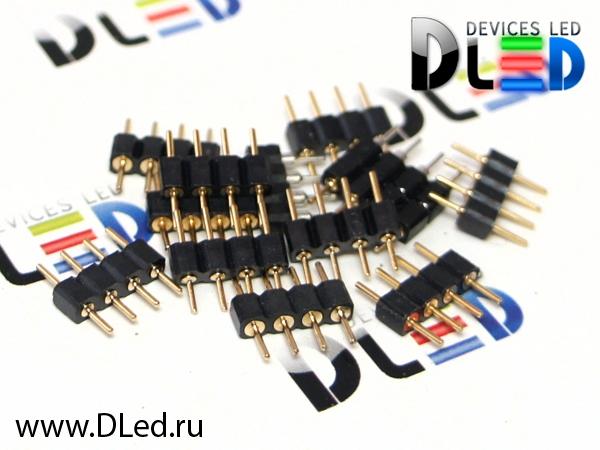 Коннекторы для светодиодной ленты своими руками